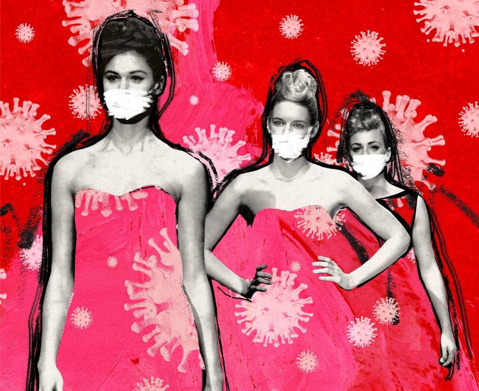Impact of Corona virus Pandemic on Indian Fashion